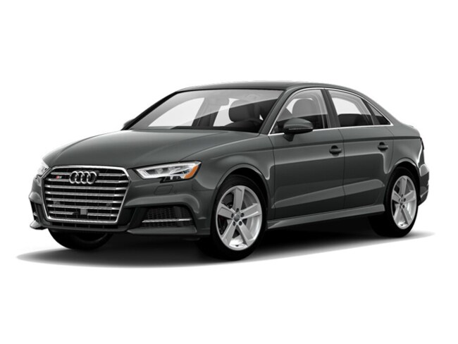 New 2018 Audi S3 2.0T Sedan For Sale in Boise, ID