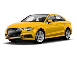 New 2018 Audi S3 2.0T Sedan in Miami | Serving Miami Area & Coral Gables