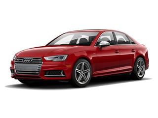 2018 Audi S4 Sedan Tango Red Metallic