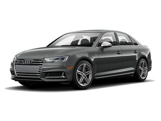 New 2018 Audi S4 3.0T Sedan J094734 Burlington MA