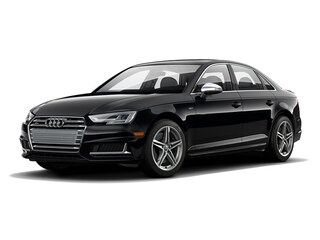 New 2018 Audi S4 3.0T Sedan WAUB4AF45JA002915 for sale in Amityville, NY