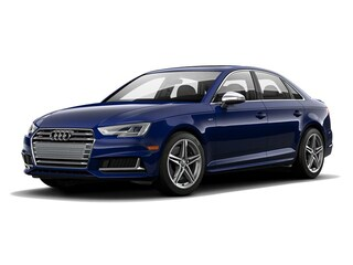 New 2018 Audi S4 3.0T Sedan Burlington MA