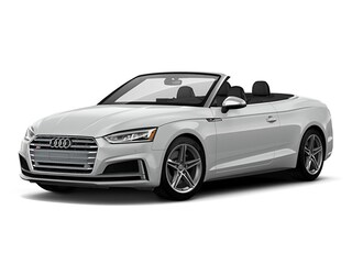 New 2018 Audi S5 3.0T Cabriolet WAUY4GF58JN002387 for sale in San Rafael, CA at Audi Marin