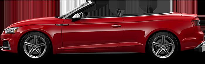2018 Audi S5 Cabriolet 3.0T Prestige