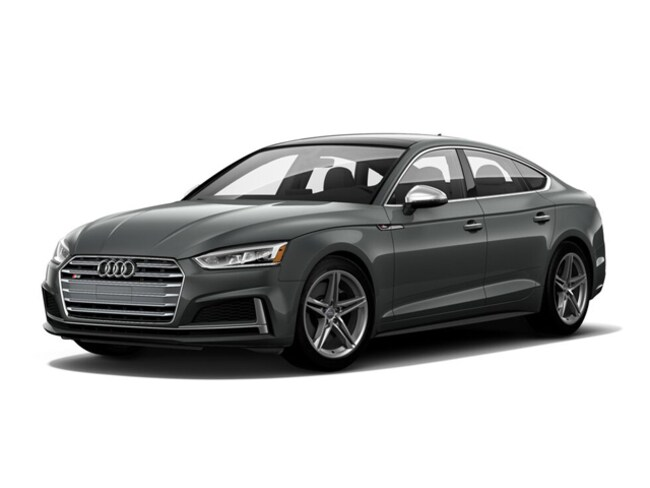 New 2018 Audi S5 3.0T Prestige Sportback in Wilmington NC