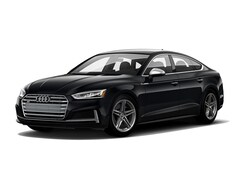 New 2018 Audi S5 3.0T Sportback for sale in Wallingford, CT at Audi of Wallingford