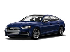New 2018 Audi S5 3.0T Premium Plus Sportback in Cary, NC near Raleigh