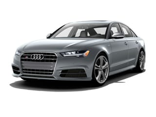 2018 Audi S6 Sedan Tornado Gray Metallic