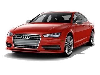 New 2018 Audi S7 4.0T Prestige S tronic Hatchback 807364 Burlington MA