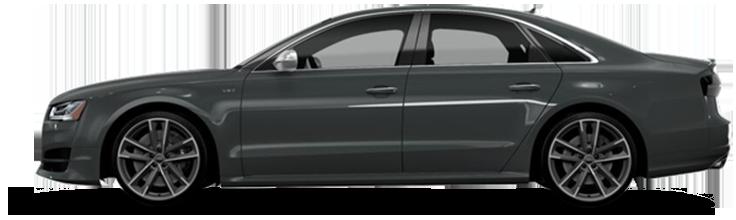 2018 Audi S8 Sedan 4.0T Plus