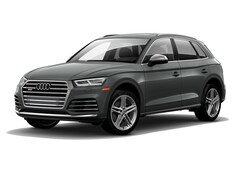2018 Audi SQ5 Prestige Sport Utility Vehicle