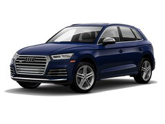 New 2018 Audi SQ5 3.0T SUV in Cary, NC near Raleigh