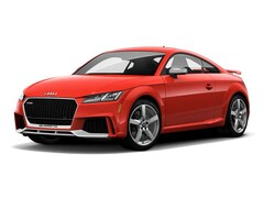 New Audi 2018 Audi TT RS 2.5T Coupe in Columbus, OH