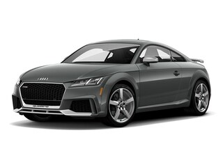 New 2018 Audi TT RS 2.5T Coupe J900981 Burlington MA