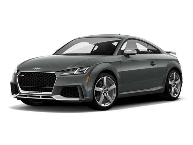 New 2018 Audi TT RS 2.5T Coupe Near San Francisco
