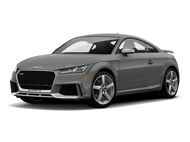 New 2018 Audi TT RS Coupe Near LA