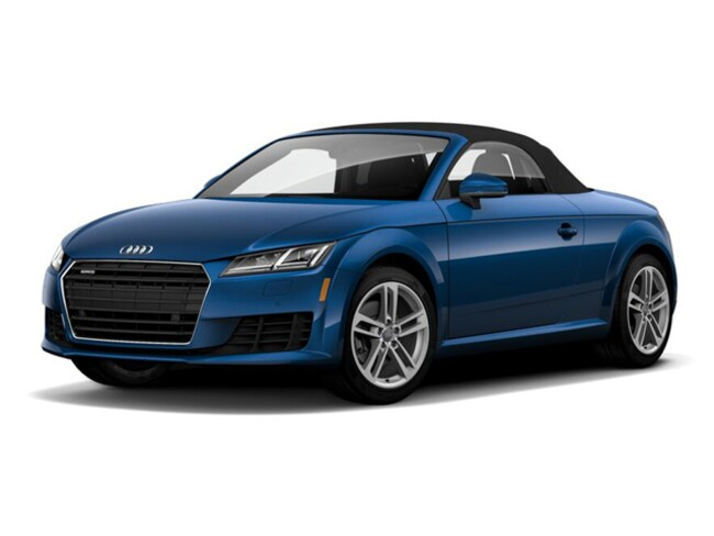 New 2018 Audi TT 2.0T Roadster For Sale/Lease Dallas TX