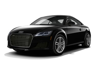 2018 Audi TT 2.0T Coupe for sale at Jack Daniels Audi of Upper Saddle River, NJ