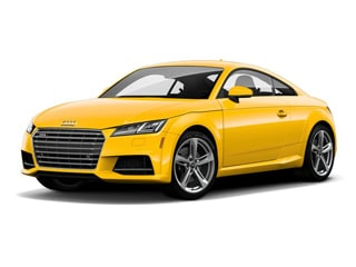 2018 Audi TTS Coupe Vegas Yellow