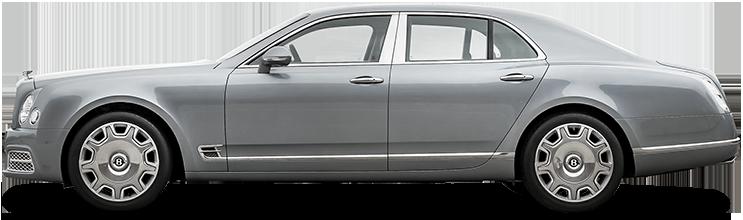 2018 Bentley Mulsanne Sedan