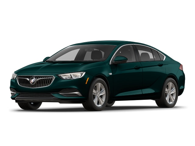 2018 Buick Regal Sportback Sedan