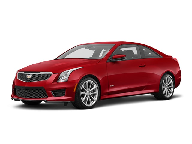 2018 Cadillac Ats V Coupe Vestal