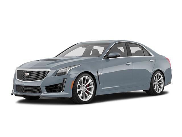 2018 Cadillac Cts V Sedan Vestal