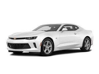 2018 Chevrolet Camaro Coupe Summit White