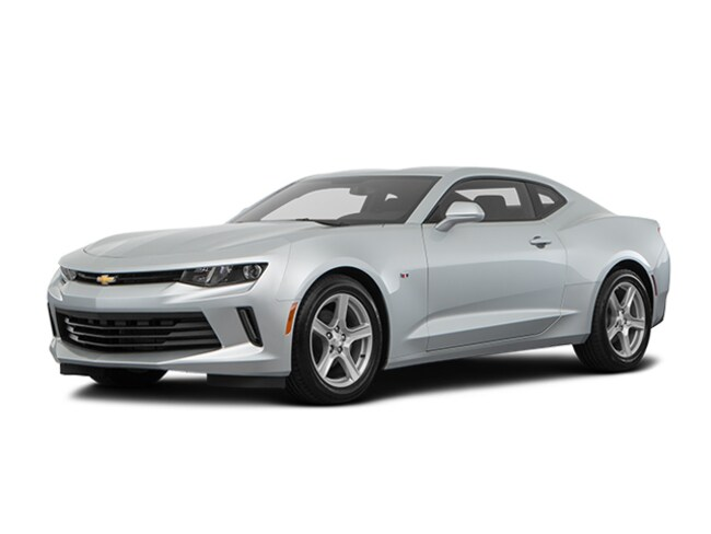 New 2018 Chevrolet Camaro Coupe 1LS Silver Ice For Sale  Medford