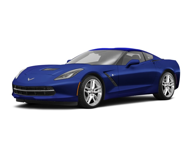 2018 Chevrolet Corvette Coupe