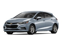 2018 Chevrolet Cruze LT Manual Hatchback