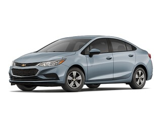 New 2018 Chevrolet Cruze LS Auto Sedan J7131679 Danvers, MA