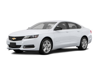 2018 Chevrolet Impala Sedan Summit White