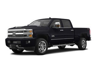 2018 Chevrolet Silverado 2500HD HIGH COUNTRY Camion cabine Crew