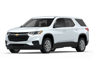 2018 Chevrolet Traverse SUV Summit White
