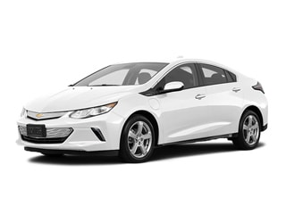 2018 Chevrolet Volt Hatchback Summit White