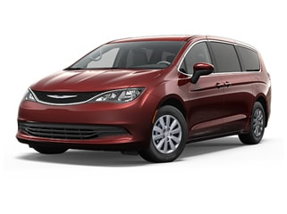 2018 Chrysler Pacifica Van Velvet Red Pearlcoat