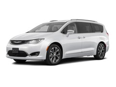 New 2018 Chrysler Pacifica Limited Van Passenger Van for sale near Salt Lake City