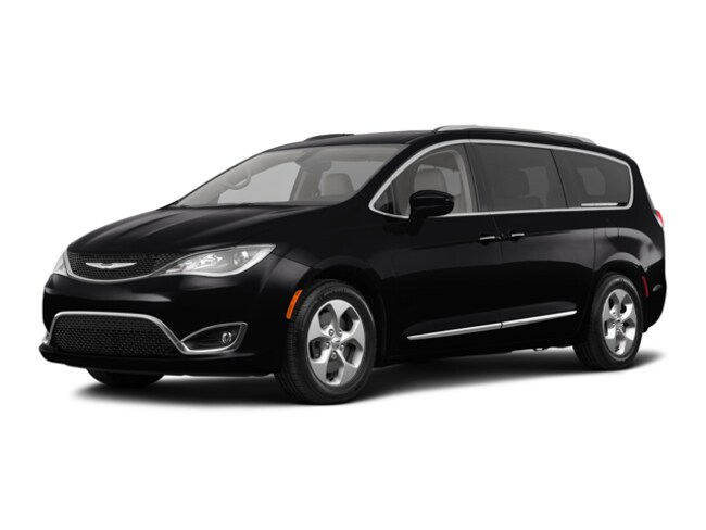 2018 Chrysler Pacifica Touring L Plus Van Passenger Van