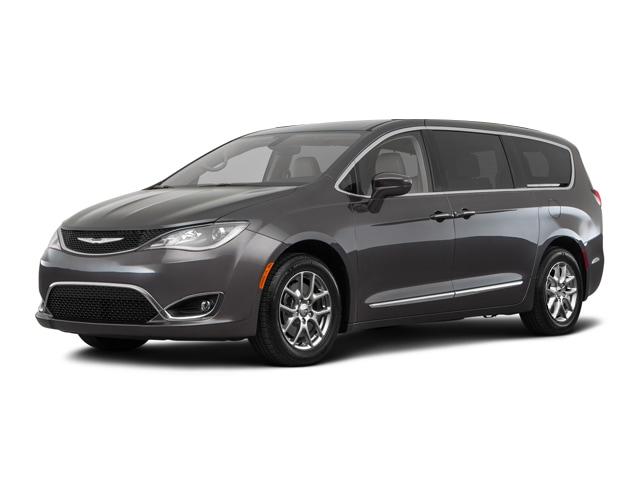 New 2018 Chrysler Pacifica, $34685