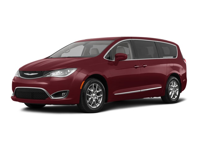 New 2018 Chrysler Pacifica Touring Plus Van Passenger Van Fremont