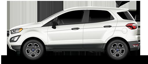 2018 Ford EcoSport SUV S