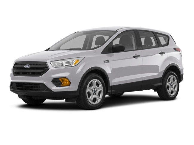 New  2018 Ford Escape S SUV Stevens Point