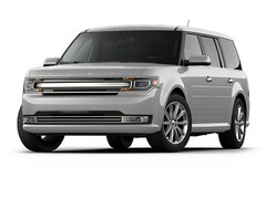 New 2018 Ford Flex Limited EcoBoost Limited EcoBoost AWD for sale in Fenton, MI at Lasco Ford