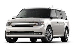 New 2018 Ford Flex Limited EcoBoost Sport Utility 2FMHK6DT8JBA09402 Naples Florida
