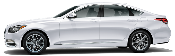 2018 Genesis G80 Sedan 3.8