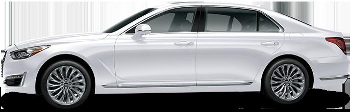 2018 Genesis G90 Sedan 5.0 Ultimate