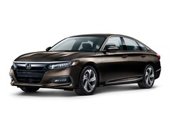 New 2018 Honda Accord EX Sedan 1HGCV1F40JA036766 in Toledo, OH