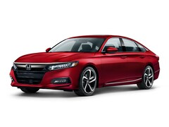 New 2018 Honda Accord Sport Sedan 1HGCV1F33JA065489 for sale in Terre Haute at Thompson's Honda