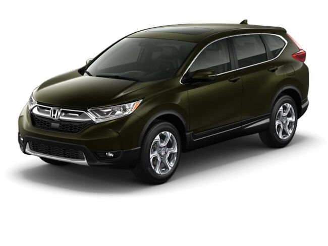 2018 Honda CR-V EX-L AWD SUV Glen Burnie